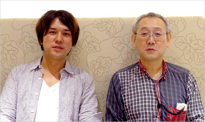 田中圭一×助野嘉昭先生