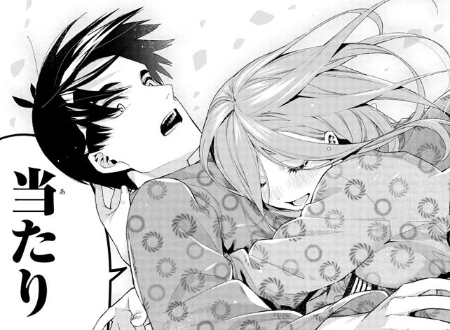 『五等分の花嫁』中野三玖